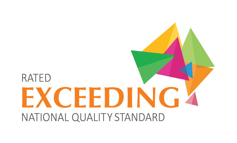 Exceeding Rating National Quality Framework Logo